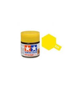 Tamiya Tamiya X-24 Clear Yellow Gloss Acrylic Paint 10ml