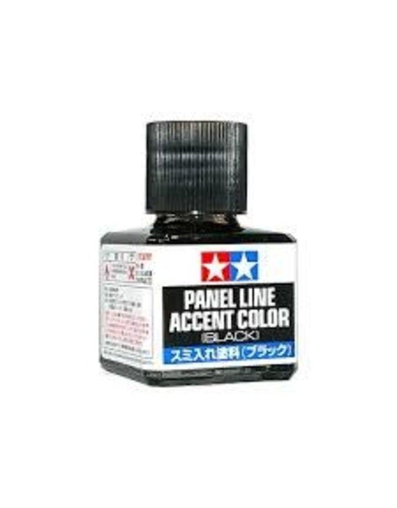 Tamiya Tamiya Black Panel Line Accent Colour Paint 40ml