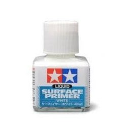 Tamiya Tamiya White Liquid Surface Primer 40ml