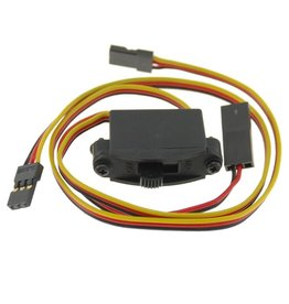 Hitec Hitec S High Channel Switch Harness With Rx Charger Cord