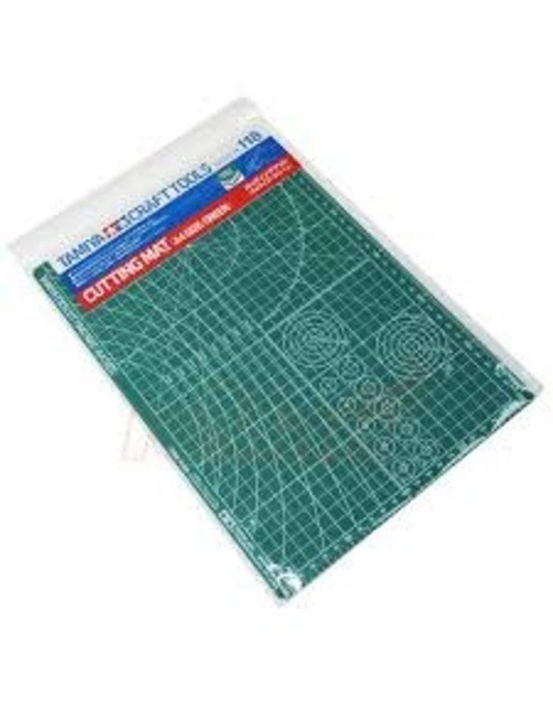 Tamiya Tamiya Green Cutting Mat A4 Size