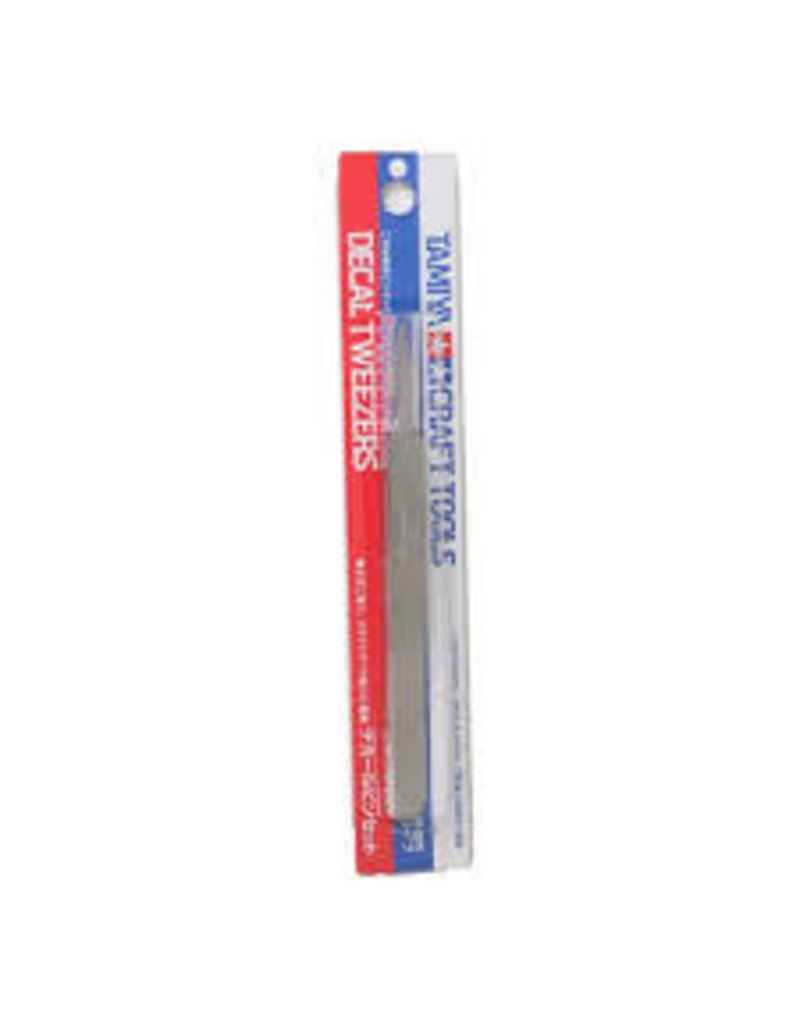 Tamiya Tamiya Modelers Tweezers For Decals