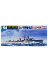 Tamiya Tamiya 1/700 Australian Vampire Navy Destroyer (Waterline Series) Plastic Model Kit