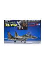 Tamiya Tamiya 1/72 Mikoyan MiG-29 Fulcrum Jet Scaled Plastic Model Kit