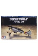 Tamiya Tamiya 1/72 Focke-Wulf Fw190 D-9 Fighter Scaled Plastic Model Kit
