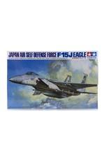 Tamiya Tamiya 1/48 Japanese F-15J Eagle Jet Scaled Plastic Model Kit
