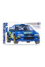 Tamiya Tamiya 1/24 Subaru Impreza WRC`99 Scaled Plastic Model Kit