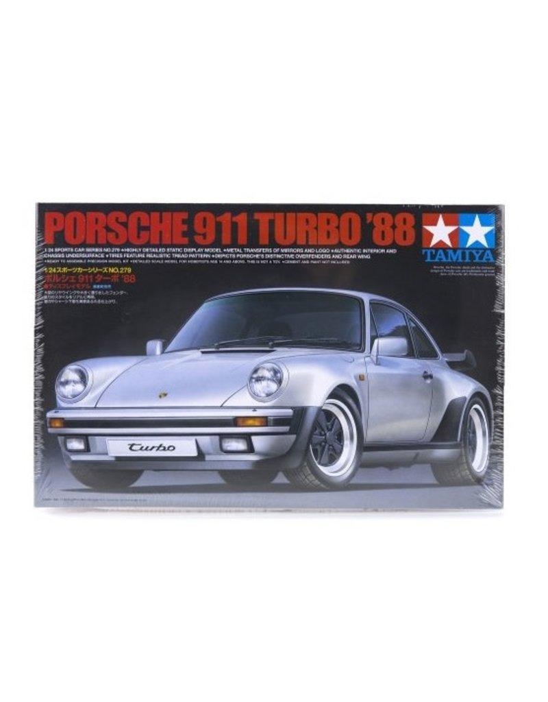 Tamiya Tamiya 1/24 Porsche 911 Turbo '88
