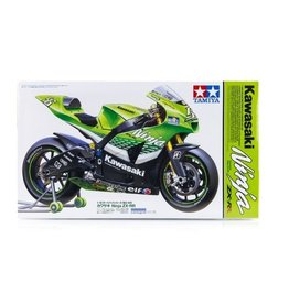 Tamiya Tamiya 1/12 Kawasaki Ninja ZX-RR Motorcycle Plastic Model Kit