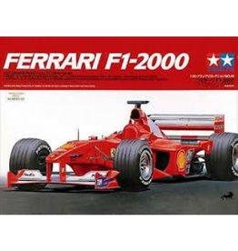 Tamiya Tamiya 1/20 Ferrari F2000 Plastic Model Kit