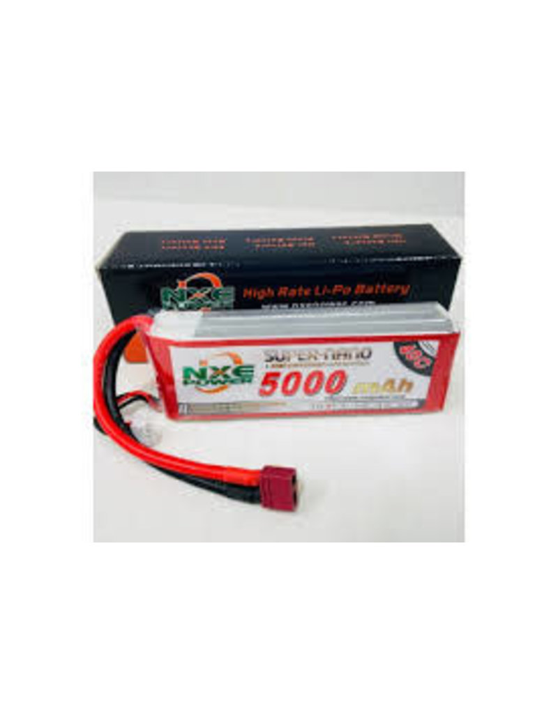 NXE Power NXE 11.1v 5000mAh 40C LiPo Battery