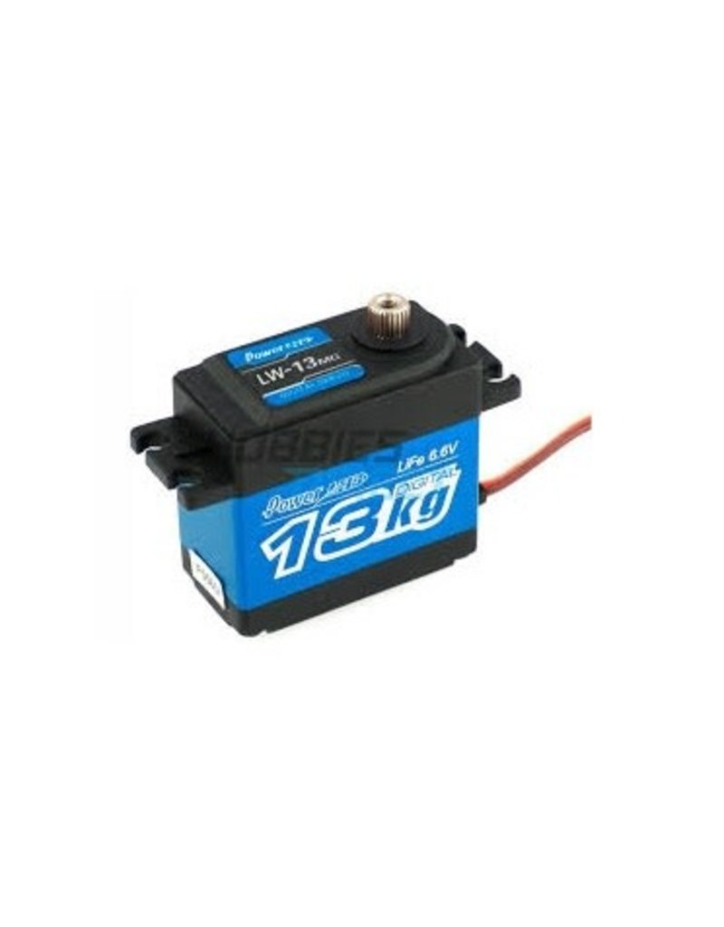 Power HD Power HD Standard LW-13MG 13kg Metal Geared Waterproof Servo