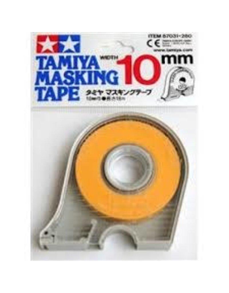 Tamiya Tamiya 10mm Masking Tape w/Dispenser