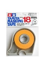 Tamiya Tamiya 18mm Masking Tape w/Dispenser