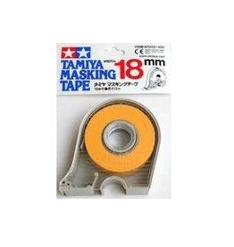 Tamiya Tamiya 18mm Masking Tape w/Dispenser