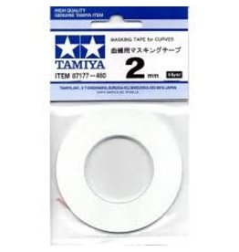 Tamiya Tamiya 2mm Masking Tape for Curves