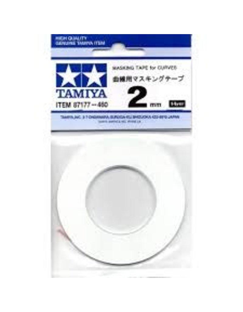 Tamiya Tamiya 2mm Masking Tape for Curves