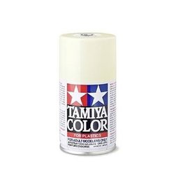 Tamiya TS-7 Racing White Lacquer Spray Paint 100ml