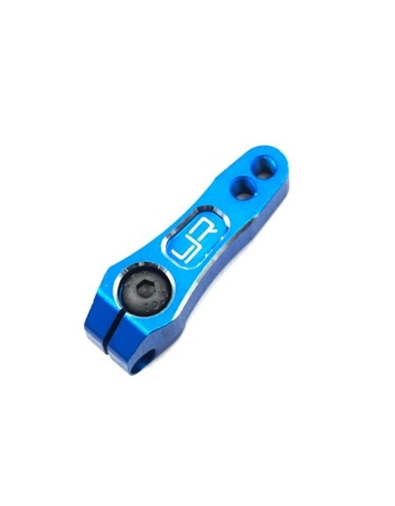 Yeah Racing Yeah Racing Blue Aluminium 25T Servo Horn