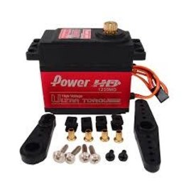 Power HD Power HD Black Aluminium 25T Servo HornPower HD 1/5 1235MG 40kg Metal Geared Servo
