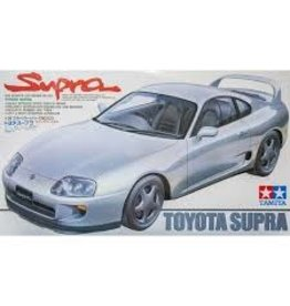 Tamiya Tamiya 1/24 Toyota Supra Scaled Plastic Model Kit