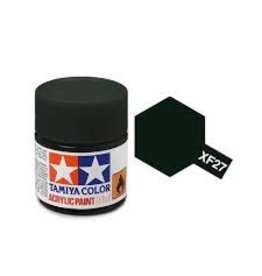 Tamiya Tamiya XF-24 Dark Grey Flat Acrylic Paint 10ml
