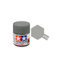 Tamiya Tamiya XF-20 Medium Grey Flat Acrylic Paint 10ml