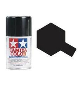 Tamiya PS-5 Black Polycarbanate Spray Paint 100ml