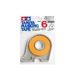Tamiya Tamiya 87030 6mm Masking Tape w/Dispenser