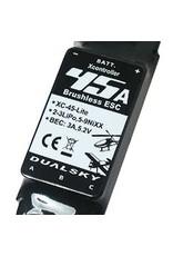 Dualsky Dualsky XC-45-Lite Brushless ESC, 45A, 2-3S
