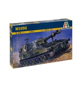 Italeri Tank M109G