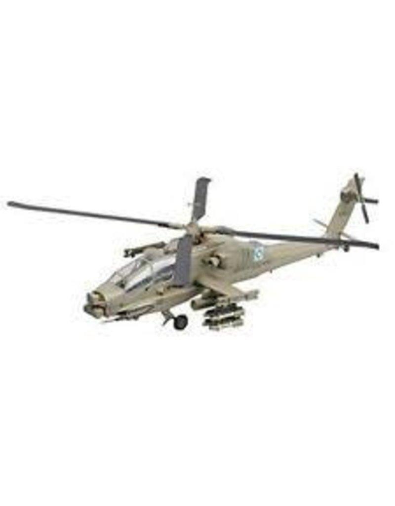 "Easy Model Easy Model 37029 1/72 AH-64A ""Apache"" (US Army XVIII Airborne Corps)"