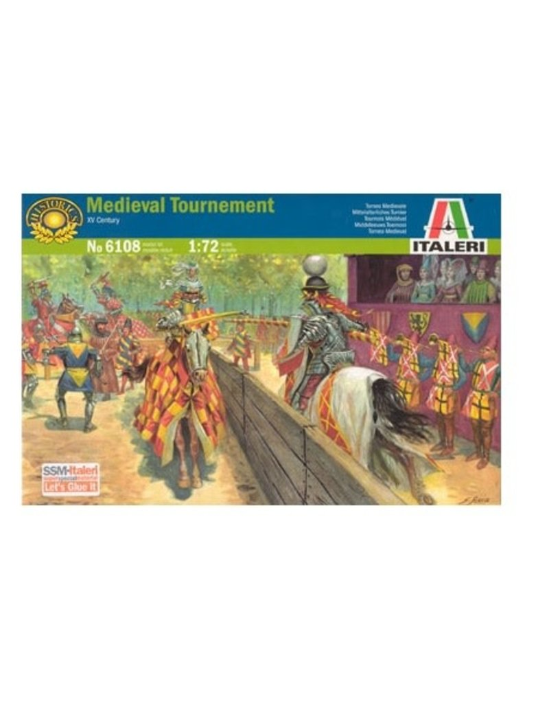 Italeri Dio Medievel Tournament