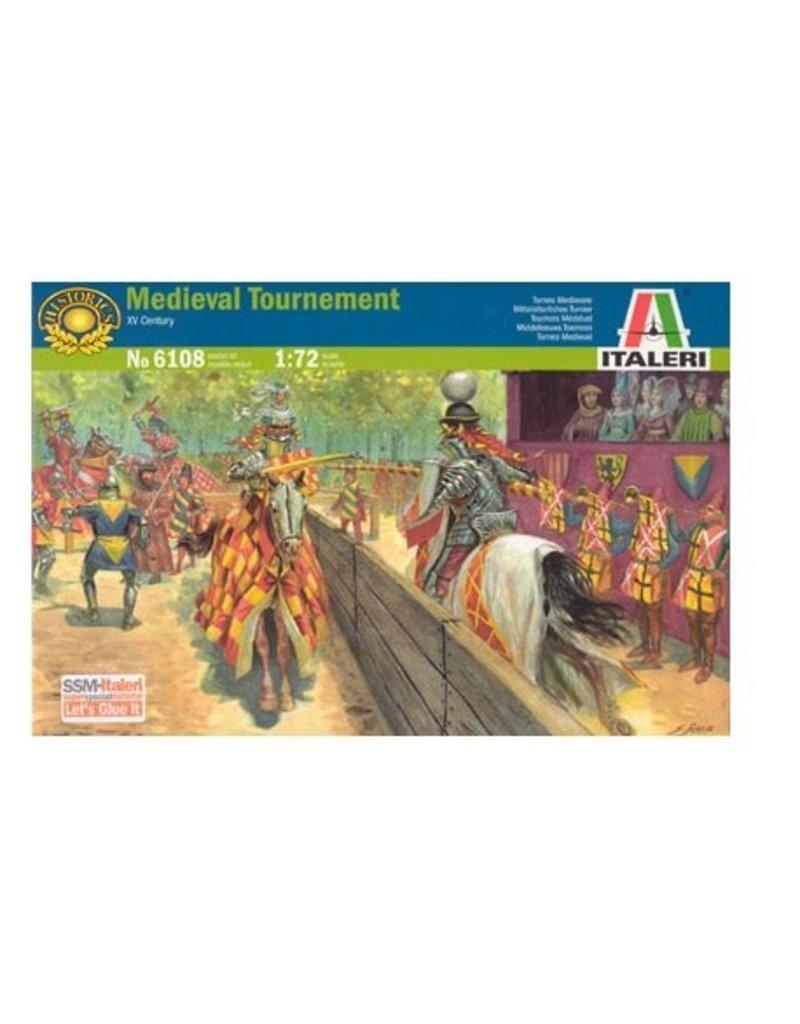 Italeri Italeri 6108 1/72 Medieval Tournament