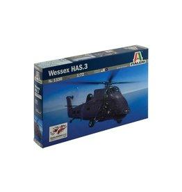 Italeri Wessex HAS 3 Falklands + Aust Decals