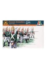 Italeri Fig Russian Grenadiers Nap War
