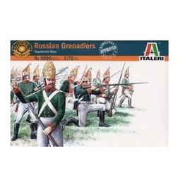 Italeri Fig Russian Grenadiers Nap War