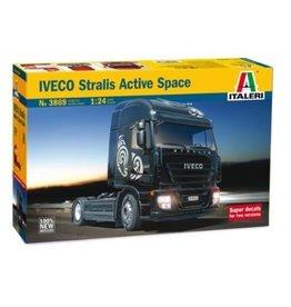 Italeri Truck Iveco Stralis Space Cube