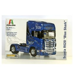 Italeri Truck Scania R620 Blue Shark