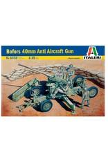 Italeri Tank Bofors AA Gun