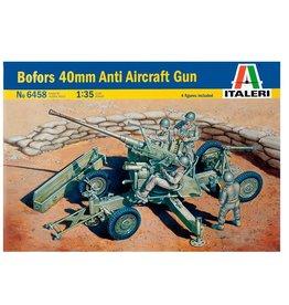 Italeri Italeri 6458 1/35 Bofors 40mm Anti Aircraft Gun