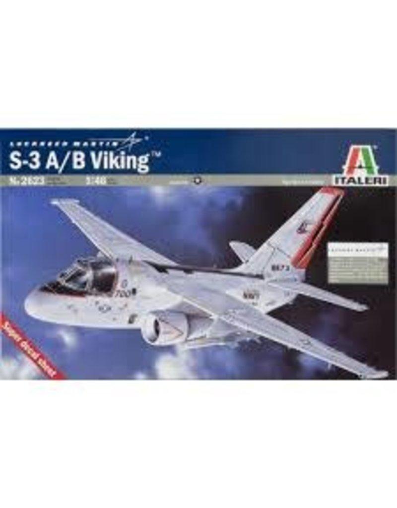 Italeri S3AB Viking A-14