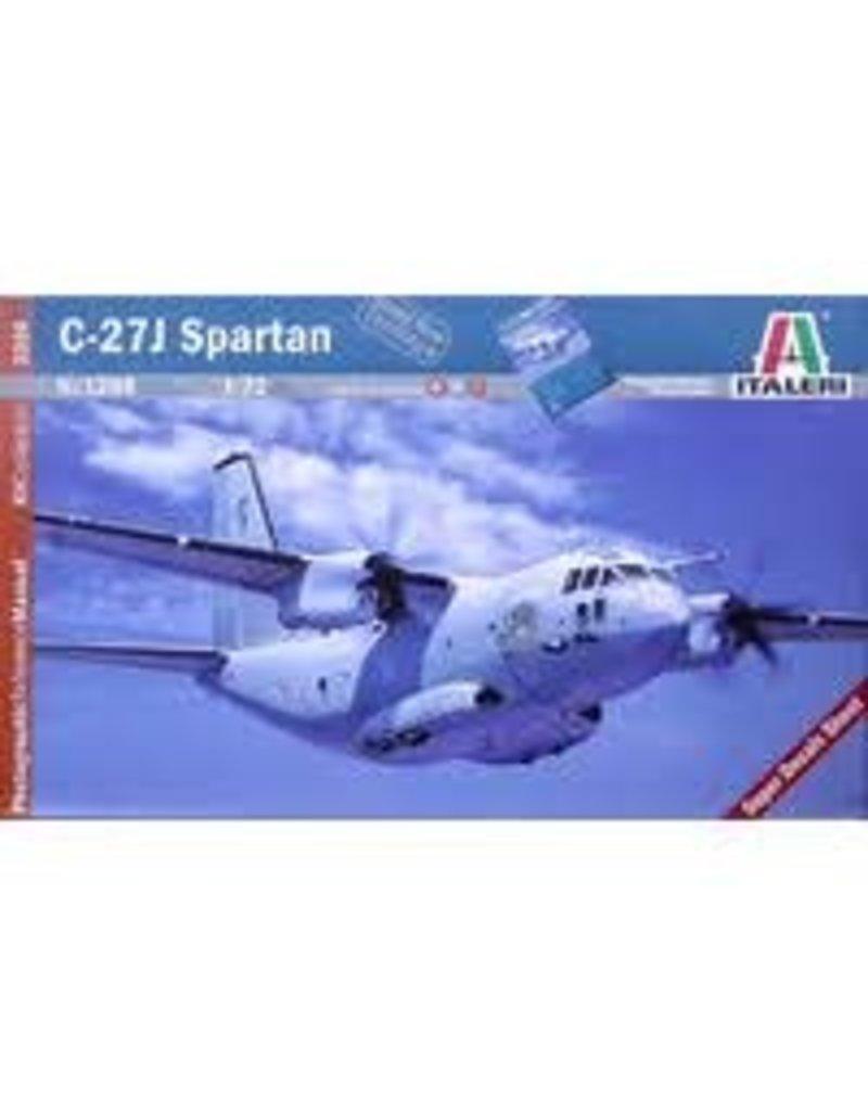 Italeri C27J Spartan + Picbook + Aust Decals