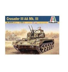Italeri Tank Crusader Anti Aircraft MK.3