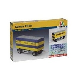 Italeri Trailer Canvas