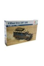 Italeri Land Rover LWB Safari