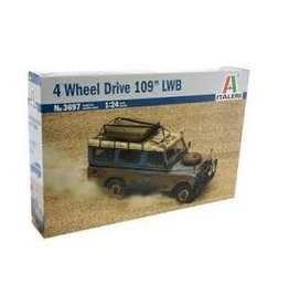 Italeri Land Rover LWB Safari