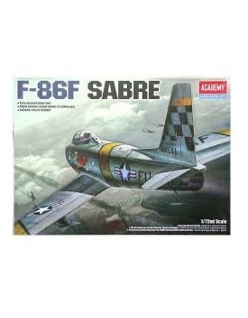 Academy 1/72 F-86F Sabre