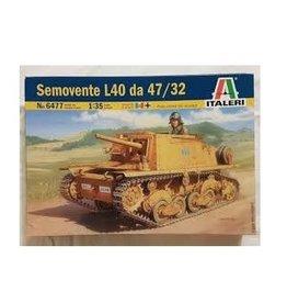 Italeri Tank Semovente L40 DA 47/32