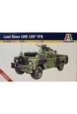 """Italeri Italeri 6353 1/24 Land Rover LWB 109"""" FFR"""